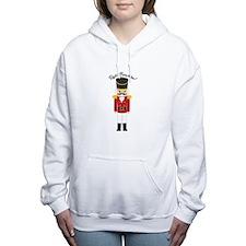 Unique Military people Women's Hooded Sweatshirt