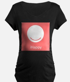 iHappy_pink T-Shirt