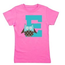 Funny Alphabet initials Girl's Tee