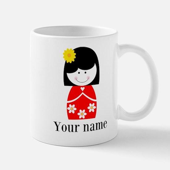 Girl (p) Mugs