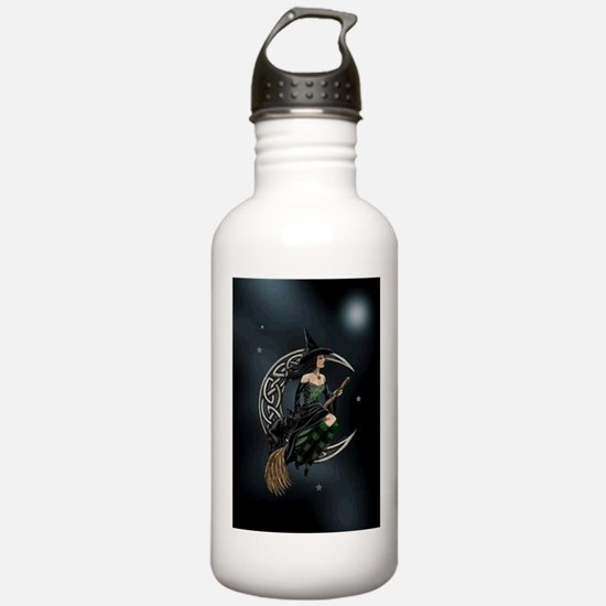 Cresent Witch Water Bottle