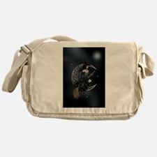 Cresent Witch Messenger Bag