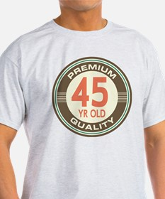 Cute 45 years old T-Shirt