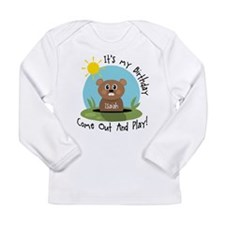 Cool Isaiah Long Sleeve Infant T-Shirt