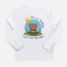 Birthday celebration Long Sleeve Infant T-Shirt