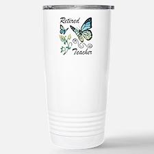 Retired Teacher Travel Mug