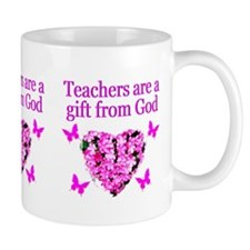 TEACHER LOVE Mugs