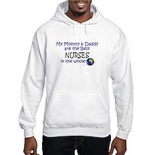 Best Nurses In The World Hoodie