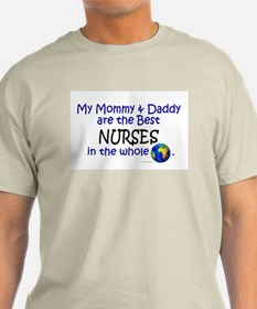 Best Nurses In The World T-Shirt