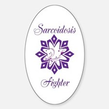 Sarcoidosis Fighter Decal