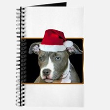 Christmas pitbull puppy.png Journal