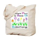 Elementary school Regular Canvas Tote Bag
