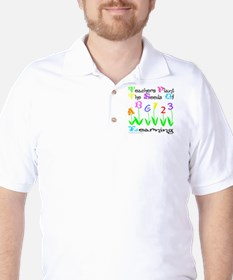 TEACHERS PLANT THE SEEDS OF LEARNING Golf Shirt