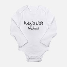 Roman Long Sleeve Infant Bodysuit