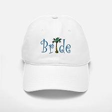 Bride with Palm Cap