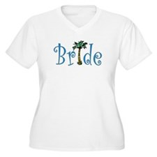 Bride with Palm T-Shirt