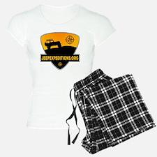Jeep Expeditions Logo Pajamas