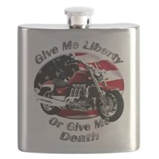 Triumph Rocket III Flask
