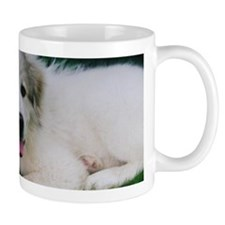 Great pyrenees puppy Mugs