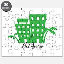 Get Away Puzzle