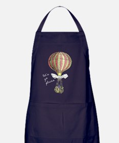 Balloon Man Apron (dark)
