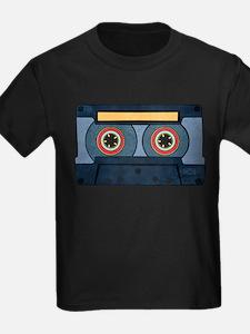 Blue Cassette T
