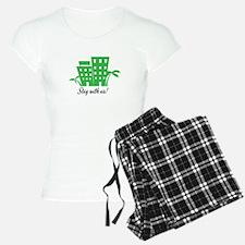 Stay With Us Pajamas