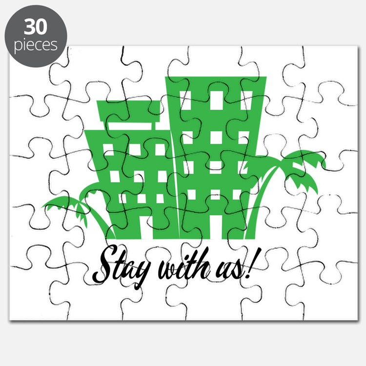 Stay With Us Puzzle
