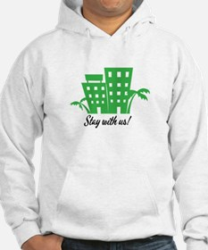 Stay With Us Hoodie