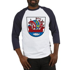 Bremerhafen Coat of Arms Baseball Jersey