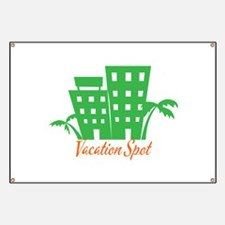 Vacation Spot Banner