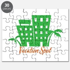 Vacation Spot Puzzle