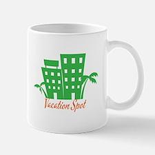 Vacation Spot Mugs