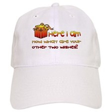 Here I Am What Other Wishes Baseball Cap