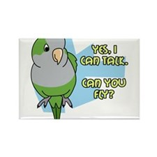 Funny Mayhem Rectangle Magnet (10 pack)