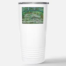 Claude Monet The Japane Stainless Steel Travel Mug