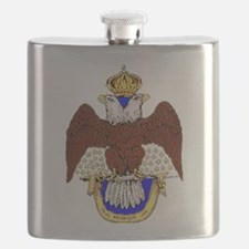 Scottish Rite Flask