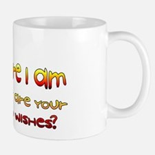 Here I Am What Other Wishes Mug