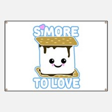 S'more to Love Banner