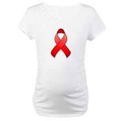 Red Awareness Ribbon Shirt