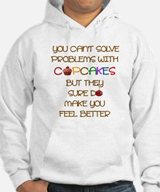 YOU CAN'T SOLVE PROBLEMS WITH CU Hoodie