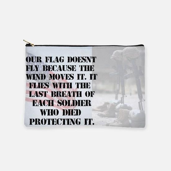 USA Soldier Makeup Bag
