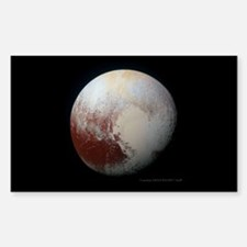 Pluto - The Largest Dwarf Planet Decal