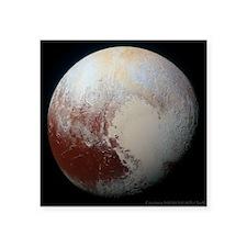 Pluto - The Largest Dwarf Planet Sticker