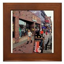A Taste of Nashville Framed Tile
