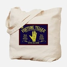 Fortune Teller Tote Bag