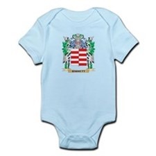 Barrett Coat of Arms - Family Crest Body Suit