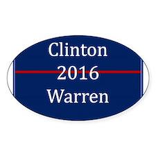Cute Warren 2016 Decal