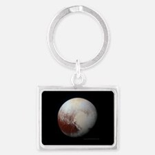Pluto - The Largest Dwarf Planet Keychains