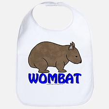 Wombat Logo III Bib